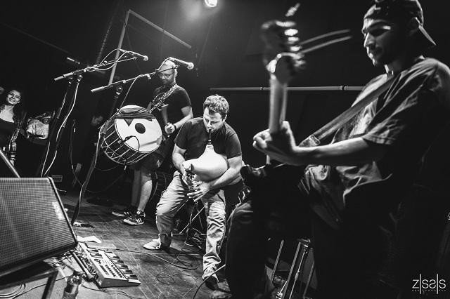 Πανκ ροκ βαλκανικό παραδοσιακό «πανηγύρι» στον Βόλο
