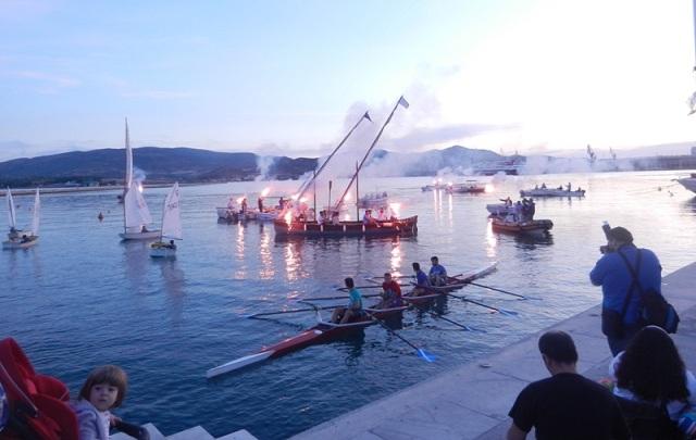 Αφιερωμένη στον Ελληνισμό της Κ. Ιταλίας η φετινή Ναυτική Εβδομάδα
