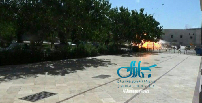 Ανατινάχτηκε ο βομβιστής αυτοκτονίας μέσα στην ιρανική Βουλή