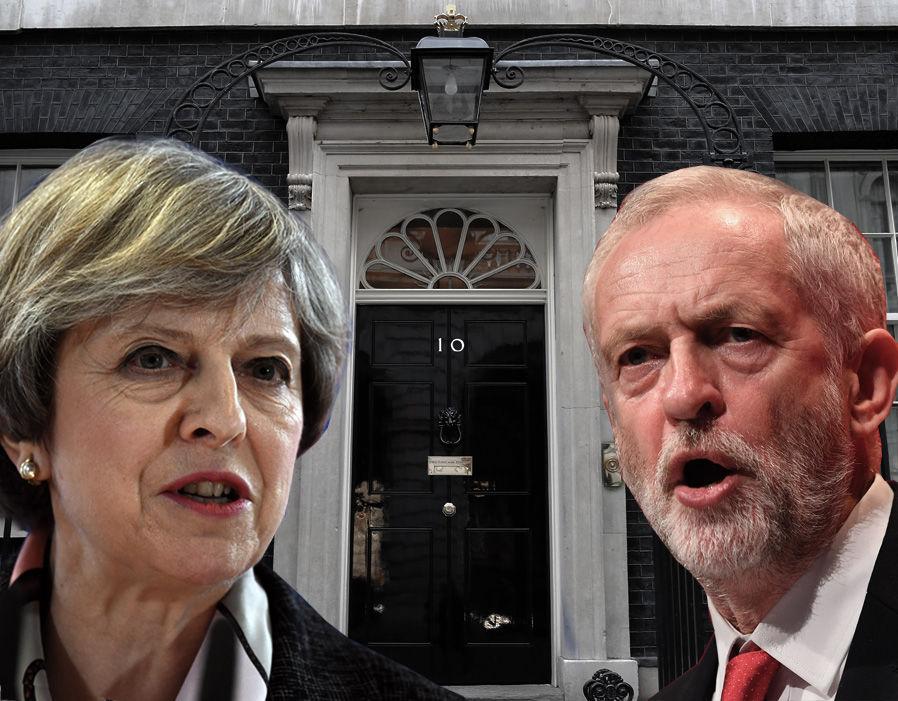 Βρετανία: Πρώτοι οι Συντηρητικοί χωρίς αυτοδυναμία, ενισχυμένοι οι Εργατικοί