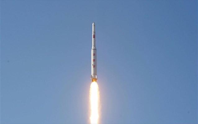 Νέο τύπο πυραύλου εδάφους-θαλάσσης εκτόξευσε η Β. Κορέα
