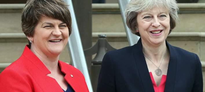 Οι δυό γυναίκες που θα κυβερνήσουν την Μ. Βρετανία