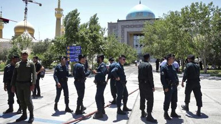 Ιράν: Δεκάδες συλλήψεις φερόμενων ως μελών του ISIS στην Τεχεράνη