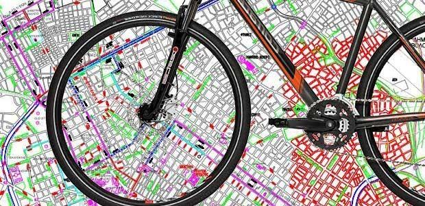 Σύγχρονοι ποδηλατόδρομοι μήκους 10.140 μέτρων στον Βόλο