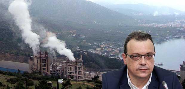 Υπέρ της καύσης RDF από την ΑΓΕΤ ο αν. υπουργός Περιβάλλοντος