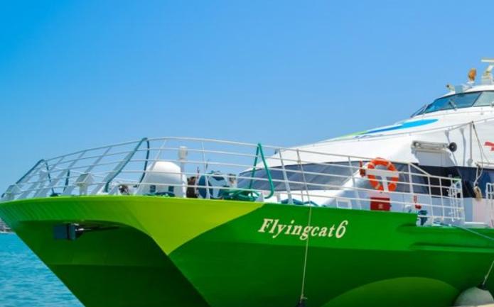 Τα νέα δρομολόγια του Flyingcat 6 στη γραμμή Βόλος – Β. Σποράδες