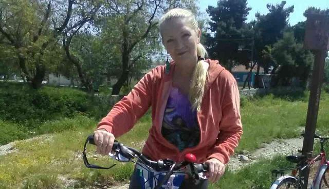 Ποδηλατικός μαραθώνιος ελπίδας από Βολιώτισσα