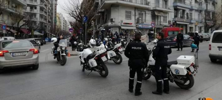 Αιματηρός διαπληκτισμός τη νύχτα στο κέντρο της Θεσσαλονίκης