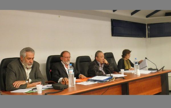 Ενταση στο Δημοτικό Συμβούλιο Αλμυρού