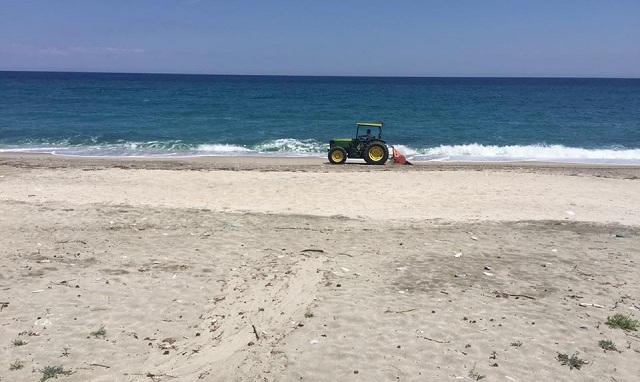 Πεντακάθαρες οι παραλίες στον Δήμο Ζαγοράς -Μουρεσίου