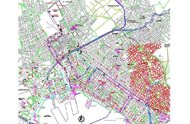 Εγκρίθηκε η μελέτη για τους ποδηλατοδρόμους σε Βόλο -Ν. Ιωνία