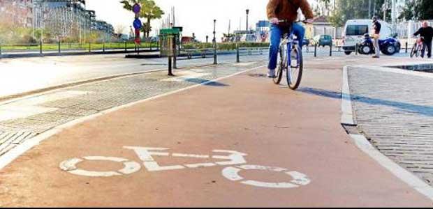 «Πράσινο» για ποδηλατόδρομους