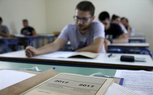 Συνέχεια Πανελληνίων με τέσσερα μαθήματα για τα ΕΠΑΛ