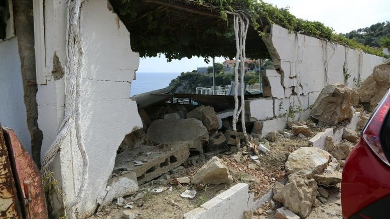 Η ιστορία επαναλαμβάνεται στην Λέσβο: Ίδιος σεισμός με μία νεκρή πριν 172 χρόνια