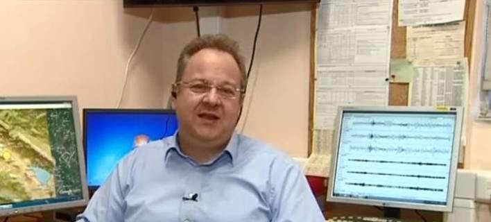 Παπαζάχος για Λέσβο: Θα ακολουθήσουν 50 μετασεισμοί πάνω από 4 Ρίχτερ