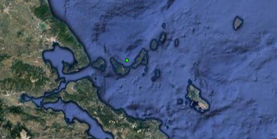 Σεισμική δόνηση 2,3 Ρίχτερ κοντά στην Αλόννησο