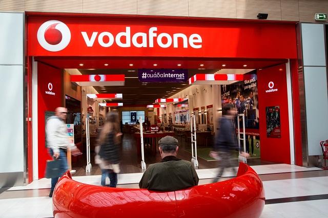 Κατάργηση χρεώσεων περιαγωγής για τους πελάτες της Vodafone στην ΕΕ