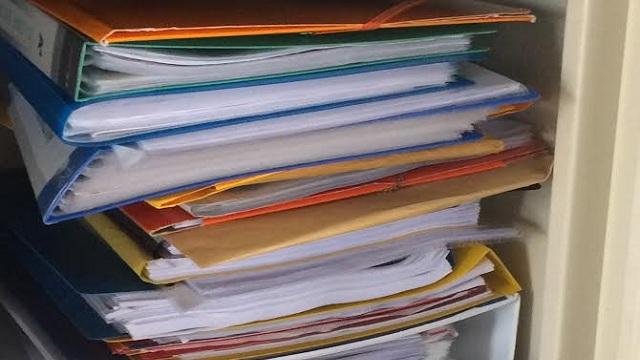 Βιογραφικά -τόμους με προσόντα υποψηφίων Διευθυντών Σχολείων