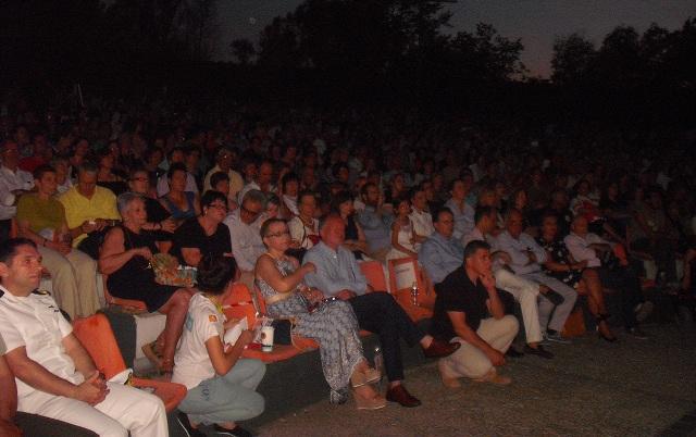 Πλήθος κόσμου στη συναυλία για την ΕΛΕΠΑΠ