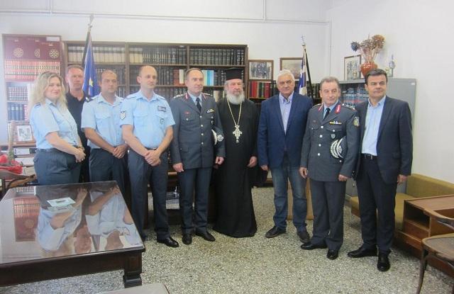 Ξεκίνησε η λειτουργία του θεσμού του Τοπικού Αστυνόμου