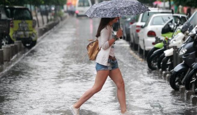 Κακοκαιρίας συνέχεια με βροχές και καταιγίδες