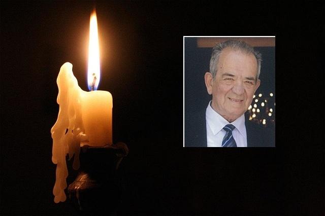 Πένθος Ευχαριστήριο -ΓΕΩΡΓΙΟΣ ΜΑΡΝΕΛΟΠΟΥΛΟΣ