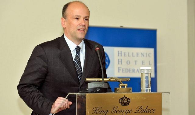 Στον Βόλο ο πρόεδρος του Συνδέσμου Ελληνικών Τουριστικών Επιχειρήσεων