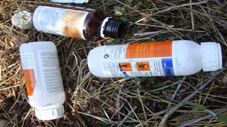 Απαγόρευση της χρήσης φυτοφαρμάκων σε περιοχές οικολογικής εστίασης