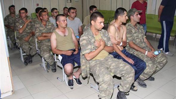 Τουρκία: Εκατοντάδες στρατιώτες στο νοσοκομείο από δηλητηρίαση - Έρευνα των Αρχών για δολιοφθορά