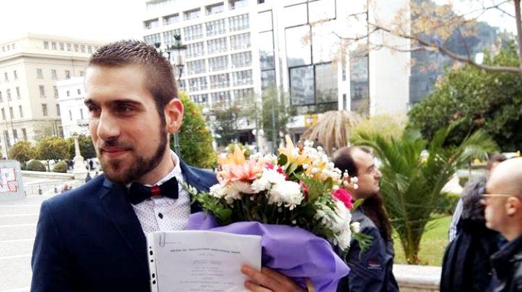 Θλίψη στην Τρικαλινή κοινωνία με τον θάνατο του 24χρονου Δημήτρη Τσότσουλα