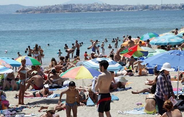Το καλοκαίρι έρχεται με 37άρια το Σαββατοκύριακο