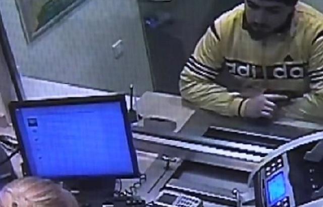 Πήγε να ληστέψει τράπεζα με σημείωμα και... λιποθύμησε η ταμίας