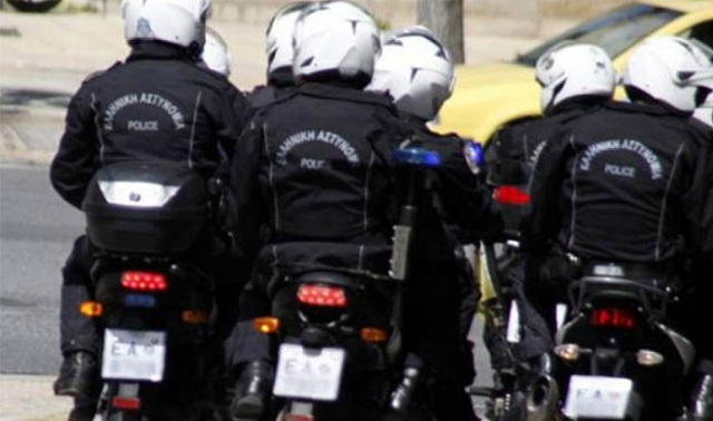 Τραυματίστηκαν αστυνομικοί της ομάδας Δίας σε καταδίωξη