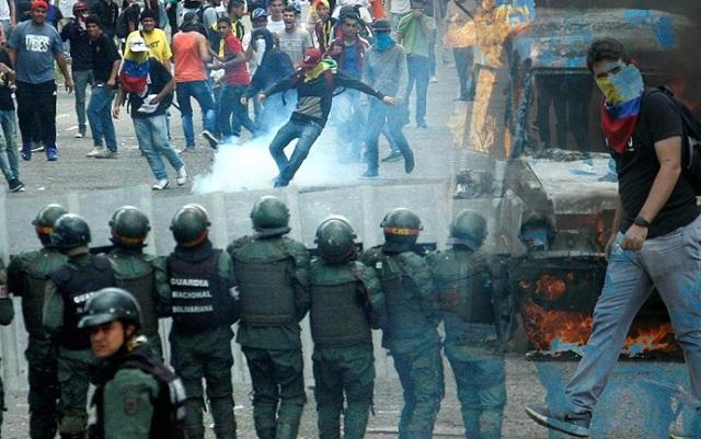 Στους 73 οι νεκροί στη Βενεζουέλα