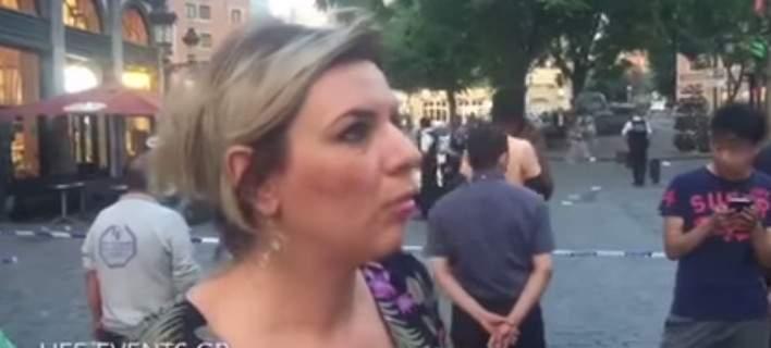 Μαρτυρία Ελληνίδας από τις Βρυξέλλες: Ανοιξαν τα μαγαζιά και μπήκαμε μέσα, γέμισε παντού στρατιώτες