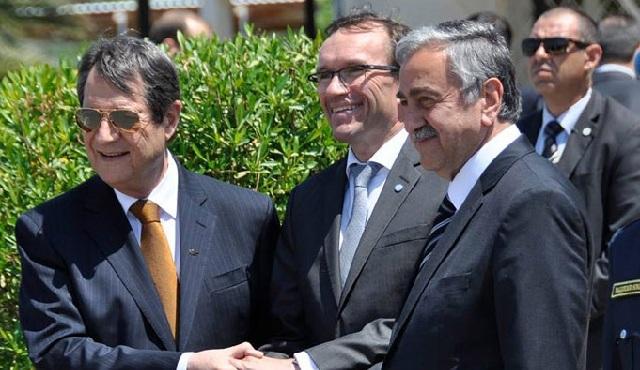 ΟΗΕ: Έτοιμο το προσχέδιο κοινού εγγράφου για το Κυπριακό