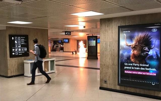 Βρυξέλλες: Ταυτοποιήθηκε ο νεκρός βομβιστής