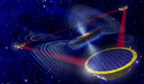 Ευρώπη: Πράσινο φως στην εκτόξευση γιγάντιου ανιχνευτή βαρυτικών κυμάτων