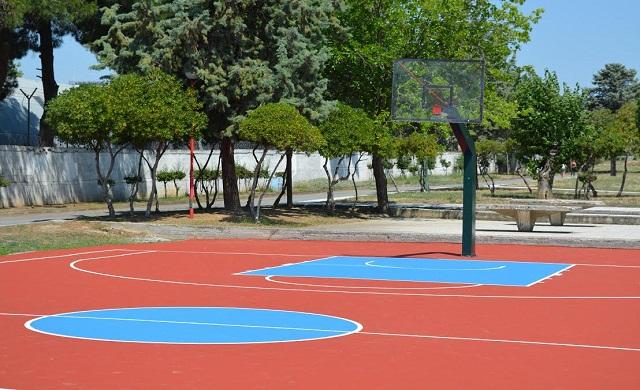 Σύγχρονα γήπεδα μπάσκετ σε Ν. Ιωνία και Αλυκές