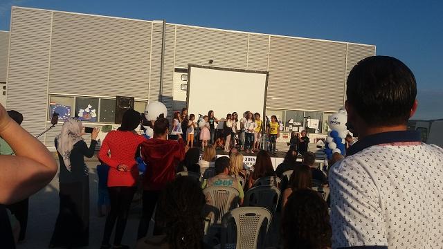 Η Πρωτοβουλία Αλληλεγγύης Μαγνησίας μαζί με τους πρόσφυγες του ΜΟΖΑ