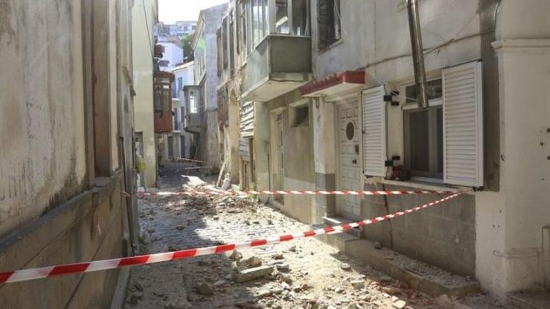 Τα 1009 έφτασαν τα μη κατοικήσιμα κτίσματα στη Λέσβο