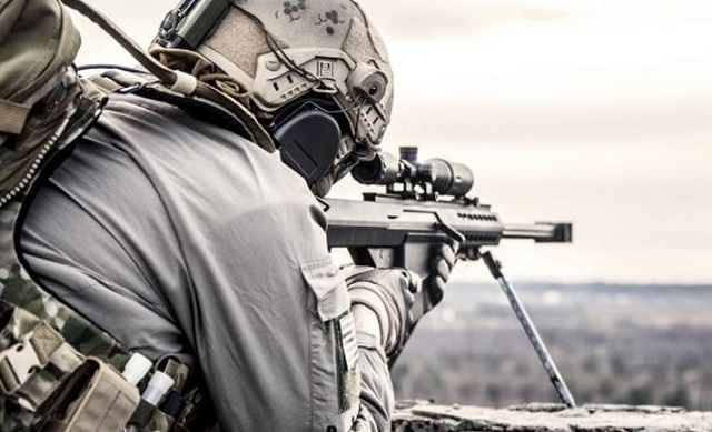 Ελεύθερος σκοπευτής πυροβόλησε τζιχαντιστή από απόσταση-ρεκόρ