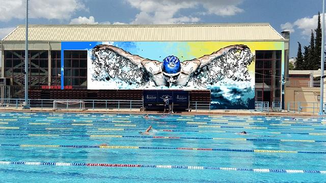Νέες εντυπωσιακές τοιχογραφίες στον Βόλο από την ομάδα Urbanact