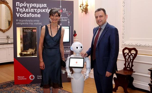 Vodafone: Καινοτομία και Τεχνολογία στηρίζουν την κοινωνία και την ανάπτυξη