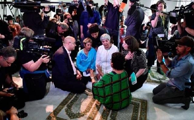 Κλιμακώνεται ξανά η ένταση στις σχέσεις Γερμανίας- Τουρκίας για ένα τέμενος