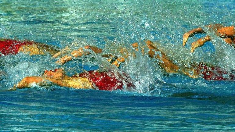 Συγχρονισμένη κολύμβηση: Έβδομη η Ελλάδα στο ομαδικό