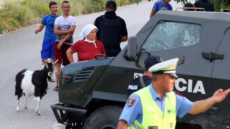 Αλβανία: Ένοπλοι τραυμάτισαν μέλος κόμματος κατά τη διάρκεια ψηφοφορίας