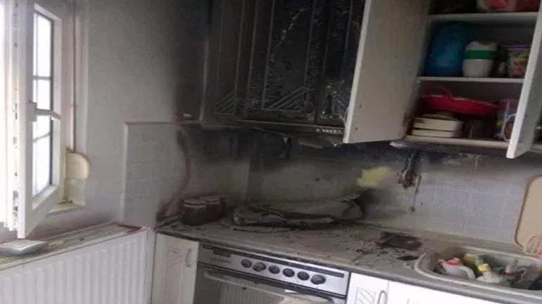 Φωτιά σε διαμέρισμα της Λάρισας – Ηλικιωμένος μεταφέρθηκε στο νοσοκομείο