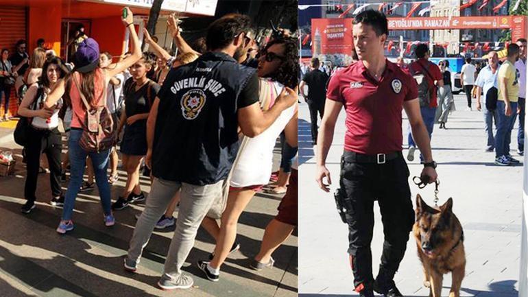 Τουρκία: Χρήση πλαστικών σφαιρών από την αστυνομία για να διαλύσει το Gay Pride