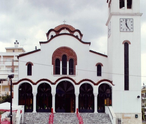 Το λείψανο της Αγ. Αικατερίνης στον Ναό Πέτρου και Παύλου Ν. Ιωνίας